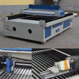 Kmj1530 Métal Métal et non la gravure au laser et la coupe de la machine pour acier inoxydable avec tube laser 260W