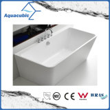 L'acrylique porcelaine sanitaire salle de bain baignoire autostable (AB6803)
