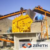 50-800 Tphの天頂の石の粉砕機、販売のための石造りの押しつぶす機械