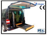 Горячее Sale Wheelchair Lift Wl-D-880 Installed в Rear Door для Wheelchair User с Ce Certificate