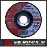 Roletes abrasivos, discos de esmeril para metais 115X6X22