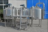 ISO 세륨 대중음식점을%s TUV에 의하여 증명서를 주는 10hl 양조장 장비