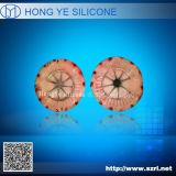 Rubber van het Silicone van de rotatie het Gietende voor de Producten van de Was (HY456)