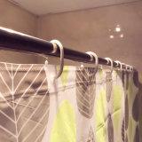 Cortina de ducha de la hoja PEVA para el cuarto de baño