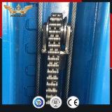 Две должности и CE сертификации напольная пластина гидравлической системы подъема автомобиля в мастерской