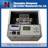 Testador de óleo do transformador de alta tensão com uma precisão elevada