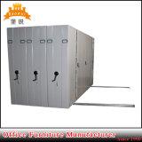 St-070 Luoyang venta de fábrica de muebles de metal 6 capas de estanterías móviles compactos