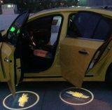 Radio ningún tipo lámpara del taladro del proyector de la recepción de la luz de la sombra de la puerta del laser del coche del LED