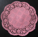 Oval Doyley Lace Paper Doilies Cake Paper