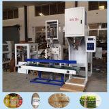 Empaquetadora de madera de la pelotilla de 5kg 25kg 50kg del azúcar de calidad superior del arroz