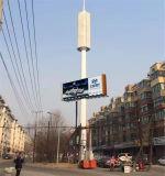 De belangrijkste Staaf van 2018 van de Ladder wordt vast aangesloten aan het Frame van de Steun van Monopole Toren