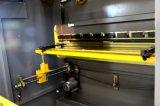 Wc67k hydraulische verbiegende Maschinen-Presse-Bremse für Cer