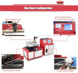 Laser perfeito - Máquina de estaca do laser do metal do aço inoxidável (PE-M700)