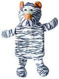 Tampa do brinquedo do impulso do projeto do tigre e do leão