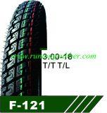 Export des Motorrad-Reifen-300-18 zum Südamerika-Markt