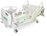 医学電気3つの機能現実的なベッドを看護する中国の病院