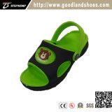 Зеленый цвет тапочки удобных малышей малышей ЕВА вскользь обувает 20257