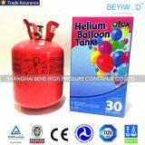 Globos del tanque del helio de la presión inferior para el uso del festival del partido