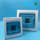 7-9 갱 절반 플라스틱 배급 상자 Electtrical 상자 스위치 박스 끝 상자