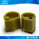 Feito na China Lf / Hf / UHF ABS Pigeon RFID Foot Ring Tag