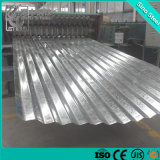 Acier galvanisé SGCC feuille de tôle en acier galvanisé Liste de prix