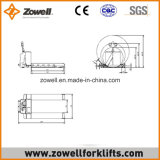 Rollo de papel Transpaleta eléctrica con 3 tonelada de capacidad de carga
