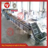 Machine van /Cleaning van de Wasmachine van het roestvrij staal de Plantaardige met Luchtbellen