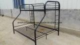 Jas-043는 금속 학교 기숙사를 위한 둥근 프레임 세겹 2단 침대를 도매한다