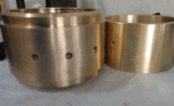 Gear d'ottone con CNC Machining