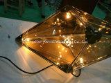 Hotel Pendente de LED decorativas de vidro interior candeeiros suspensos (KA8122-M)