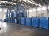 Giratório-Tipo compressores de ar do parafuso do Positive-Displacement