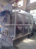 工場供給2-10tonのボイラー木製の餌/Coalは固定火格子が付いている蒸気発電機を始動させた