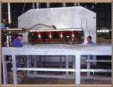 熱い出版物機械を薄板にする短いサイクルのメラミン削片板
