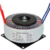 Transformateurs toroïdaux Sûreté-Approuvés dans le large éventail de tensions, de pouvoirs et de rendements, butoir sûr de RoHS de la CE