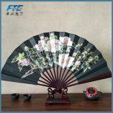Ventilatori pieganti della mano del fiore elegante fragile della prugna del ventilatore di Dancing della ragazza