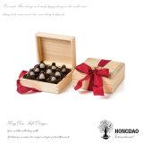 Caja de regalo de madera inacabadas Hongdao Wholesale_D