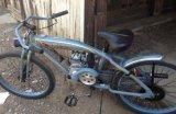 Courroie Gear-Box-7 d'engine d'essence de bicyclette à quatre temps