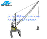 Wide Application Tipo de pneu Port Traveling Crane