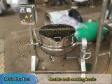 caldaia rivestita di cottura rivestita della caldaia dell'olio 200L