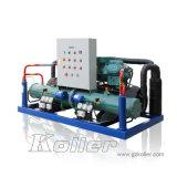 2 Tonnen Eis-Block-Maschinen-mit Wasserkühlung-System