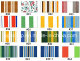 PVC 찬 박판으로 만들어진 방수포 천막 방수 직물 (500dx500d 9X9 440g)