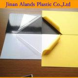 feuille rigide adhésive de PVC de 1.5mm pour l'album photos