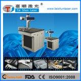 Он-лайн машина маркировки лазера волокна летания для электрического & электронного продукта