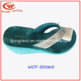 Alto pistone di estate dei sandali del pendio delle donne per le signore