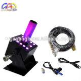 12PCS 3W RGB 3in1 Stadiums-Effekt-Maschine LED CO2 Strahl