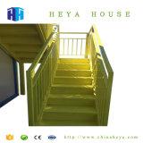 Construções prefabricadas de fácil montagem do contêiner de 40 pés House Preço para Camp