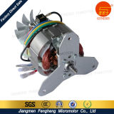 Pequeño motor del mezclador de la aplicación de la cocina