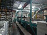 (Biaxial Multiaxial) ткань с ковриком придает +/- 45 градусов 875GSM из стекловолокна