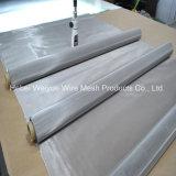 Maglia del vaglio filtrante dell'acciaio inossidabile SS304 316 per l'espulsore di plastica