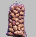 Овощной сетчатых мешков для Лука 50x80см сверху с кулиской